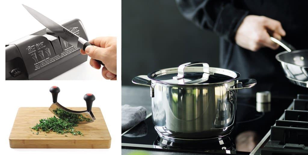 Akcesoia kuchenne - kuchnia nowoczesna