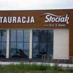 """Restauracja """"Słociak"""""""