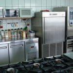 Wyposażenie profesjonalnej kuchni