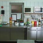 Profesjonalna kuchnia hotel Domino Niemodlin