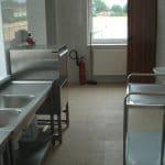Relizacja kuchni Dom Spokojnej Starości w Chomiąży