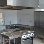 Dom Spokojnej Starości w Chomiąży - kuchnia