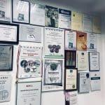 Certyfikaty A-Z Gastro