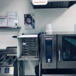 Ekspozycja pieców gastronomicznych